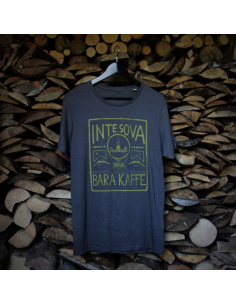 Lemmelkaffe Inte Sova Bara Kaffe T-shirt