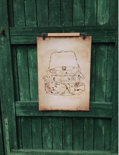 Lemmel Poster - STHLM, vi kan tyvärr inte komma