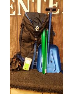 Hyra Trancieverpaket 1 dag (Tranciever, sond, spade & ryggsäck)