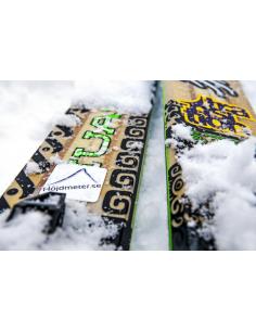 Skidor inkl Stighudar 1 dag