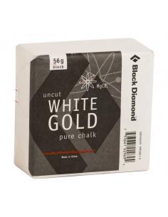 Black Diamond Solid White Gold - Block 56 gram