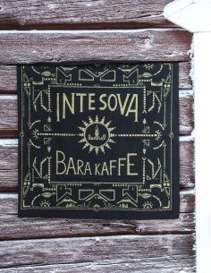 Lemmelkaffe Kaffeduk Scarf