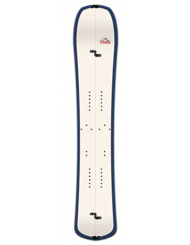 Stranda Shorty Backcountry Split 169 cm
