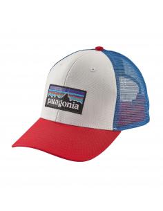 Patagonia P-6 Logo Trucker Hat Multi